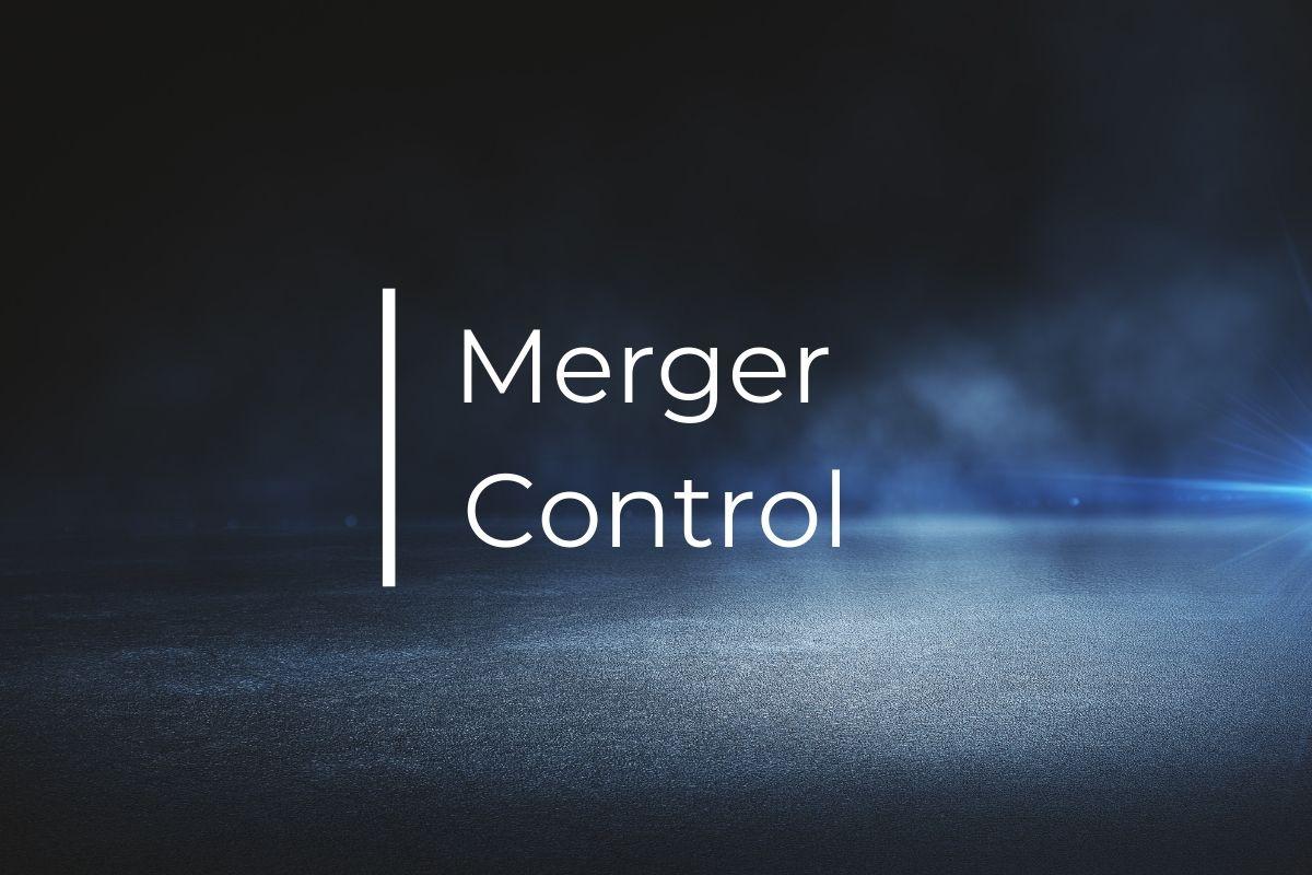 Merger Control
